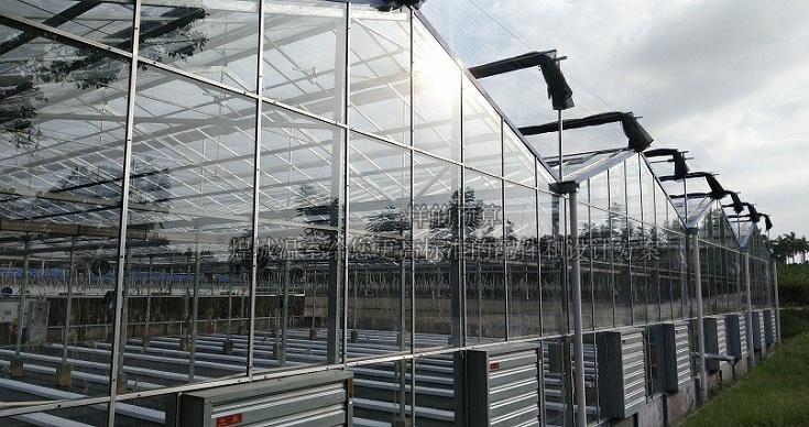玻璃温室大棚玻璃温室种植